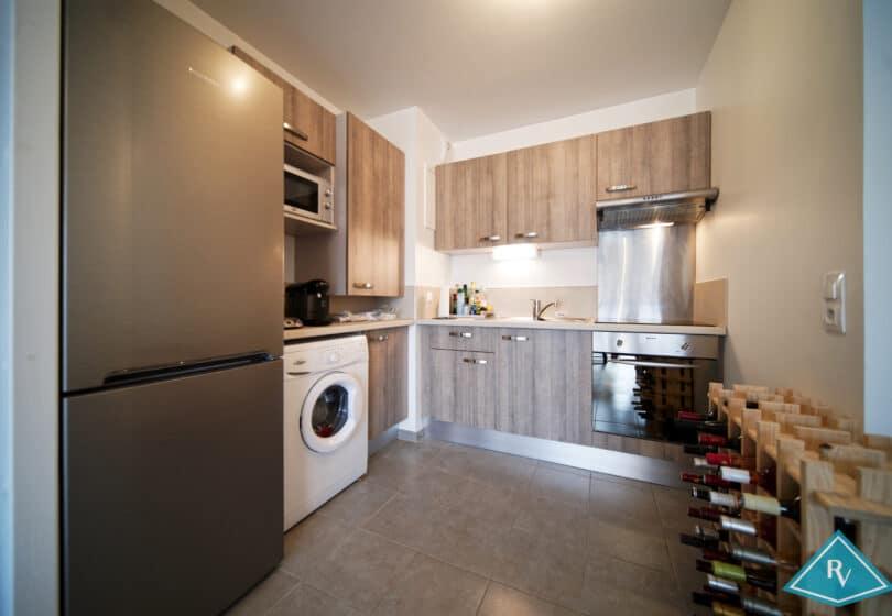 Appartement T3 en résidence récente