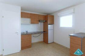 Appartement T3 en résidence libre