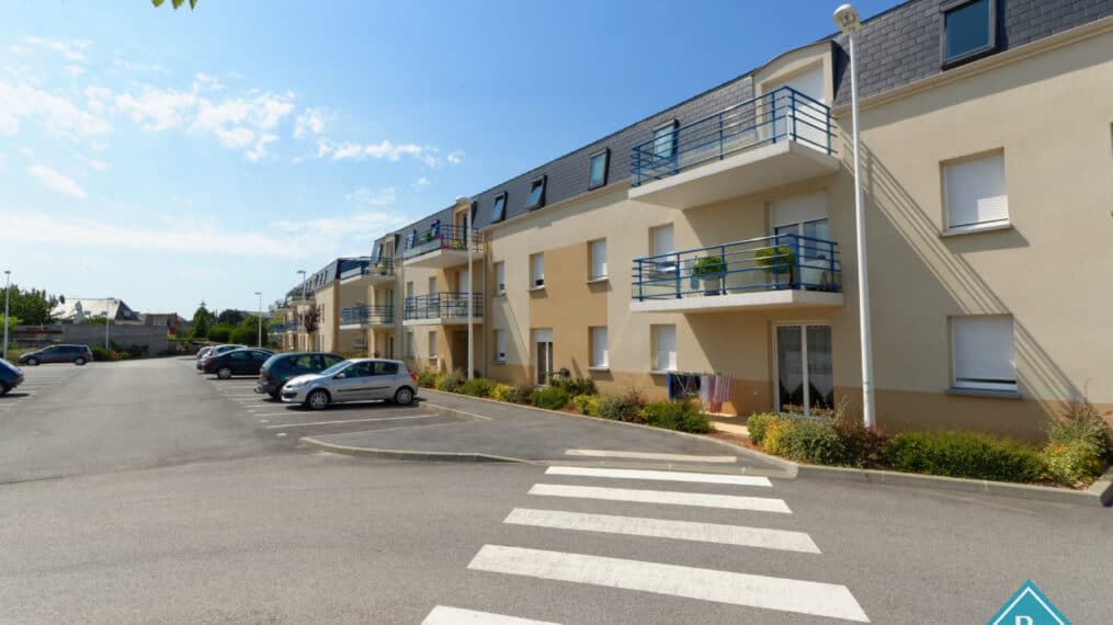 Appartement T2 en résidence