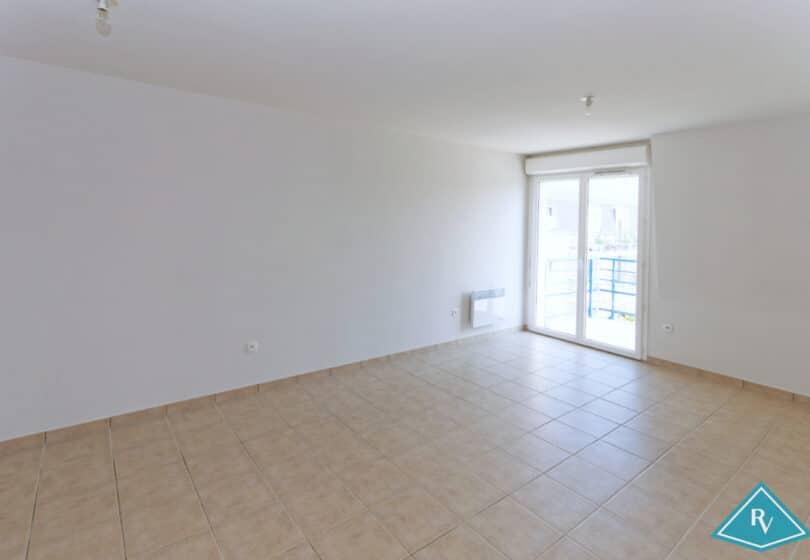 Appartement en résidence avec 2 chambres