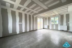 Pavillon neuf à aménager