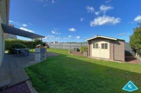 Pavillon avec jardin et garage dans un quartier calme