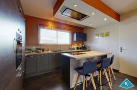 Joli pavillon récent avec 5 chambres et garage