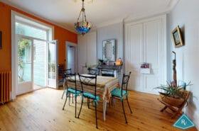 Belle maison avec vue imprenable sur Cherbourg et sa rade