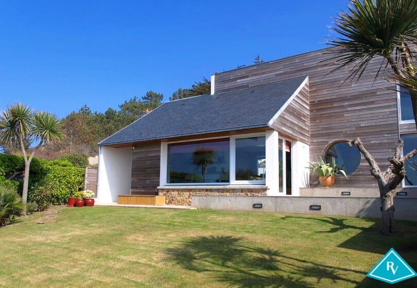 Maison avec vue mer imprenable