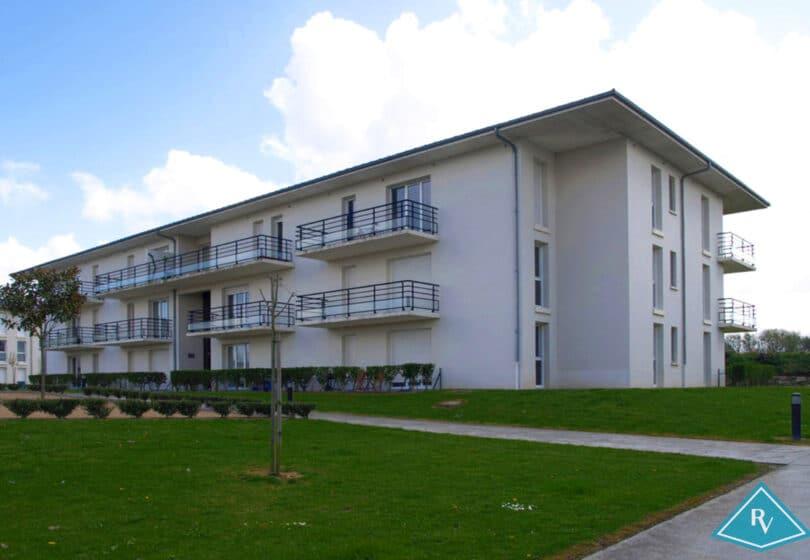 Appartement T2 en résidence sécurisée