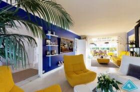 Maison 3 chambres avec garage et jardin
