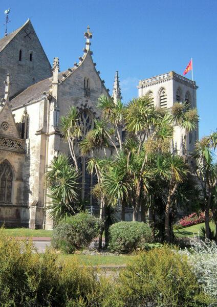 Centre ville de Cherbourg