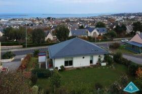 Maison contemporaine vue mer de 2008