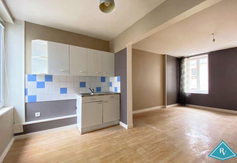 Appartement T3 en centre ville