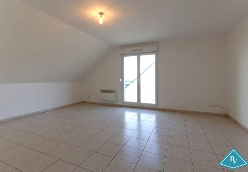 Appartement T3 en résidence
