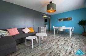 Appartement T2 meublé avec eau et chauffage compris
