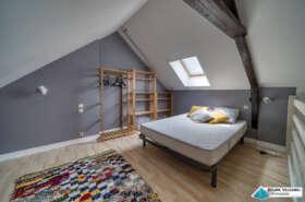 Appartement T2 meublé en duplex