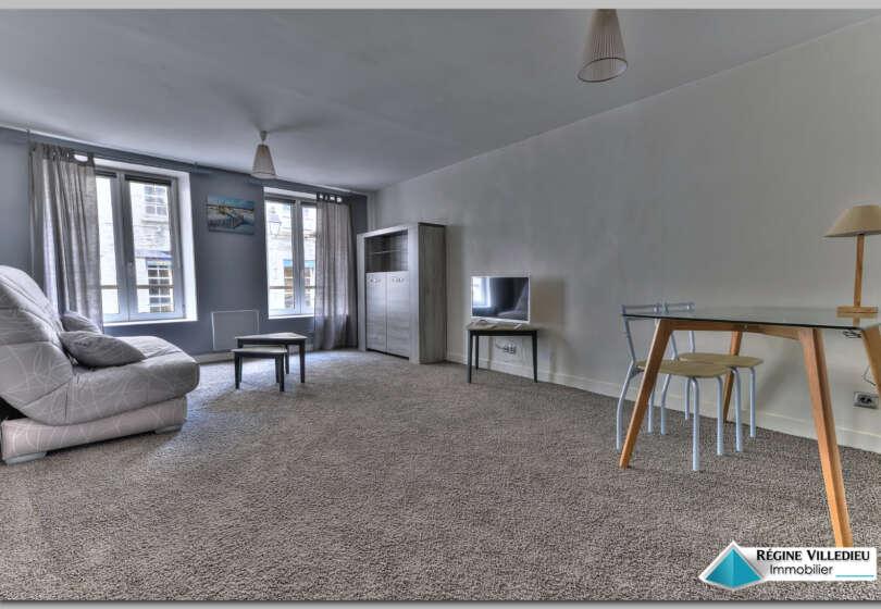 Studio meublé en centre-ville